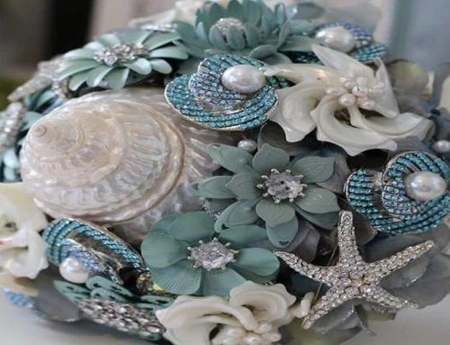 Jeweled Bouquets Collection